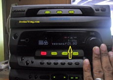 how to repair sansui hi fi no sound
