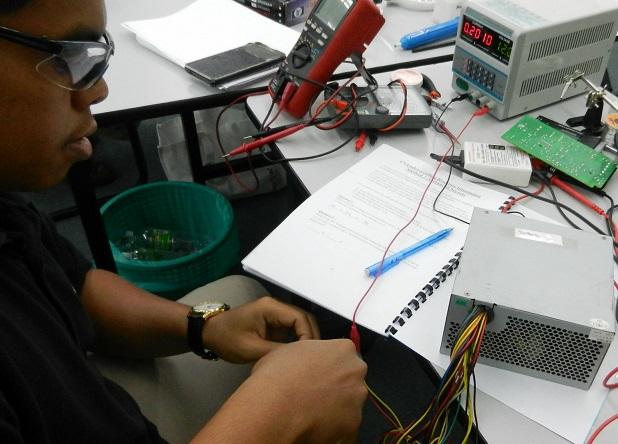 atx repairing secret