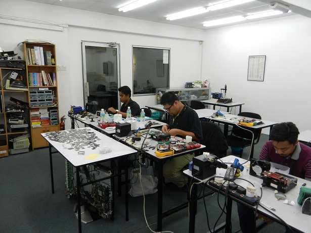 bga ic course