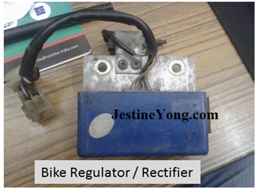 bike rectifier