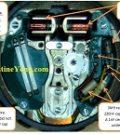 bulova accutron internal mechanical parts
