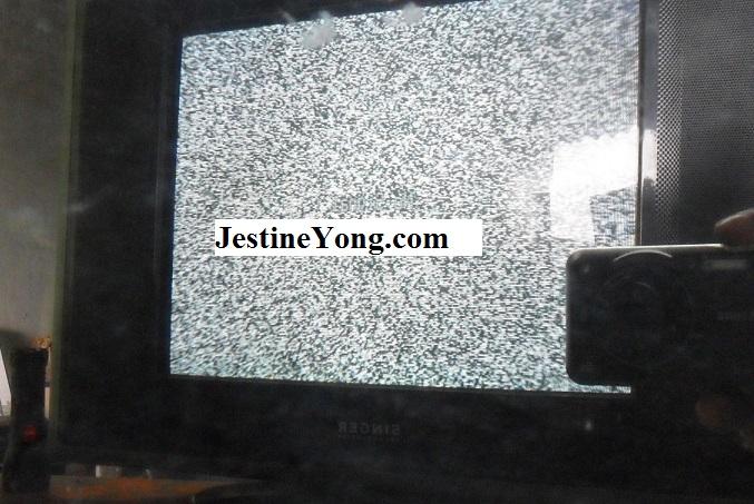 crt tv repair pincusion
