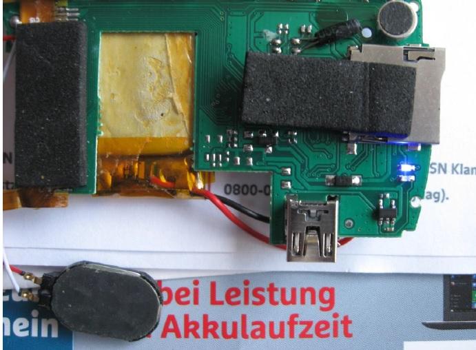 fix dashboard camera