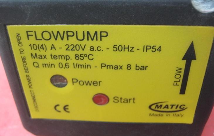 flowpump repair