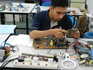 how to fix electronic course