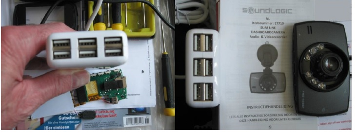 how to repair dashboard camera