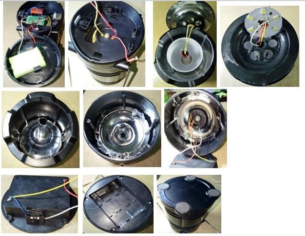 how to repair solar lantern