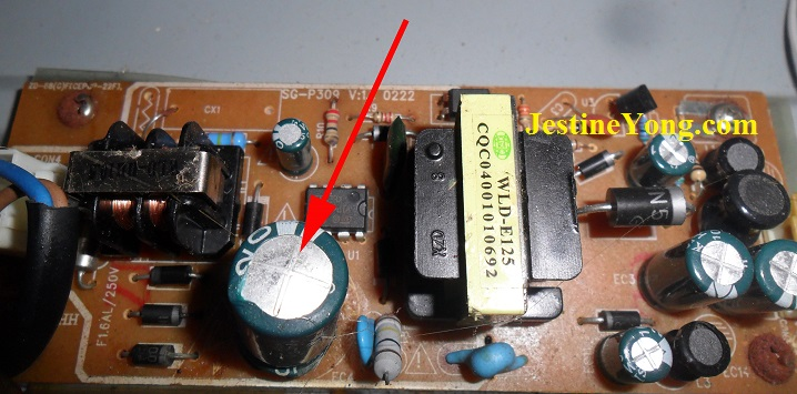 no power in dvd player