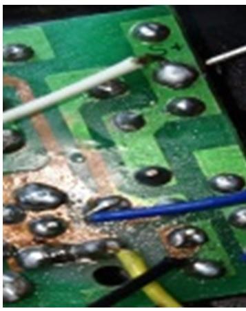 solar led repair
