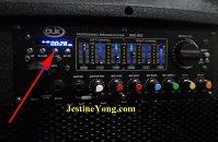 usb active speaker repair