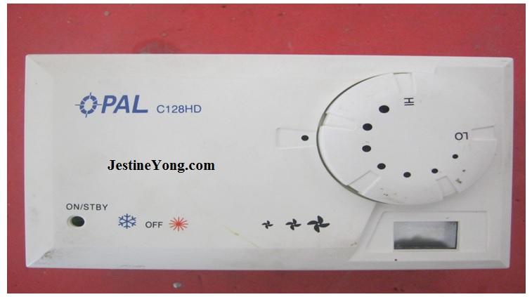 aircond digital thermostat repair