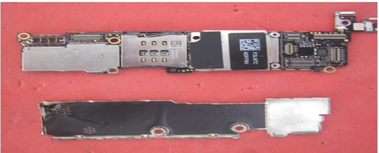 charging problem in iphone 5s repair