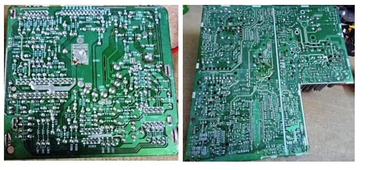 how to repair crt monitor