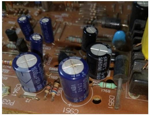 repair crt monitor