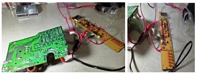 repair induction cooker