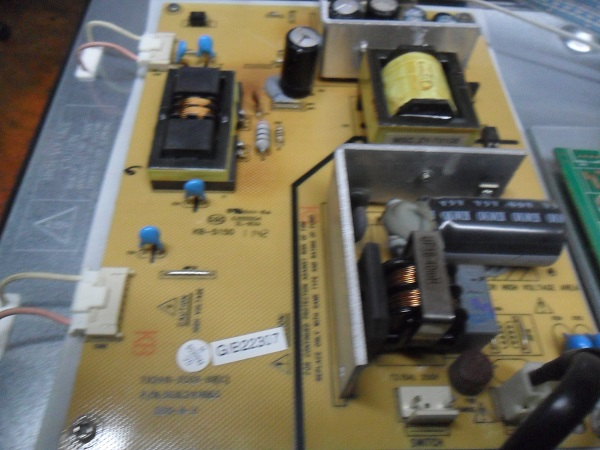 standby problem in lcd tv