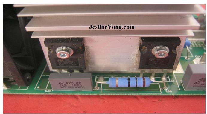 welder machine repair