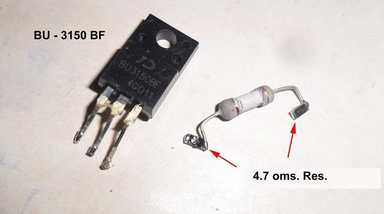 4.7 ohm smd resistor bad
