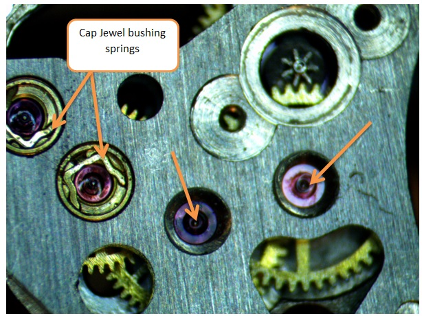 Bulova Accutron Repair1