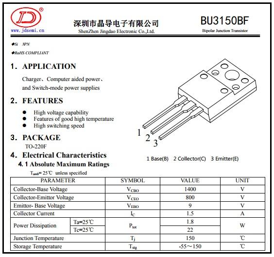 bu3150bf datasheet