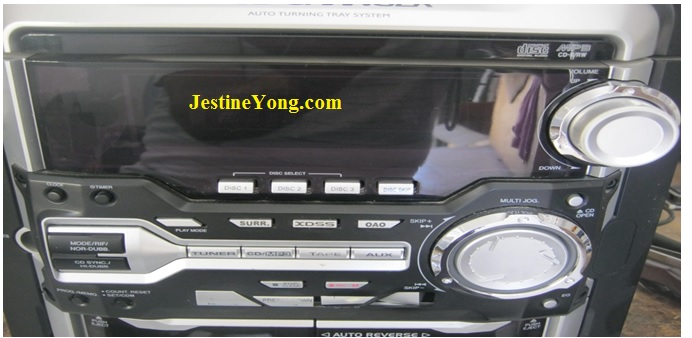 cd player changer repair