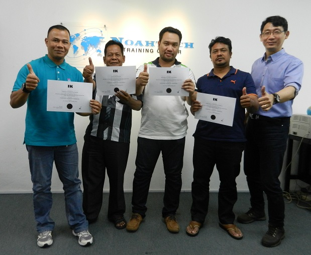 electronic training repair course