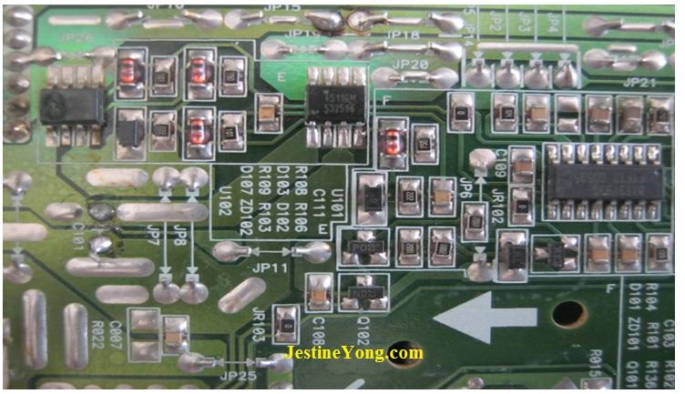 fix lcd monitor dim display