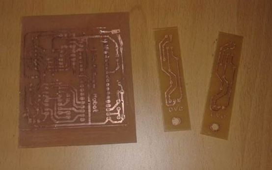 how to drill your own pcb board
