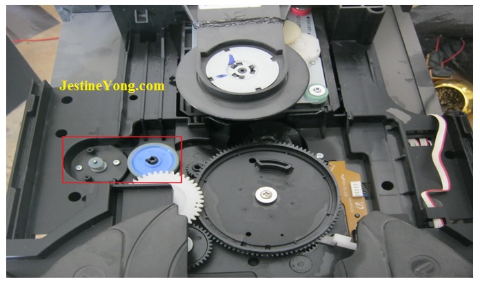 how to fix cd changer
