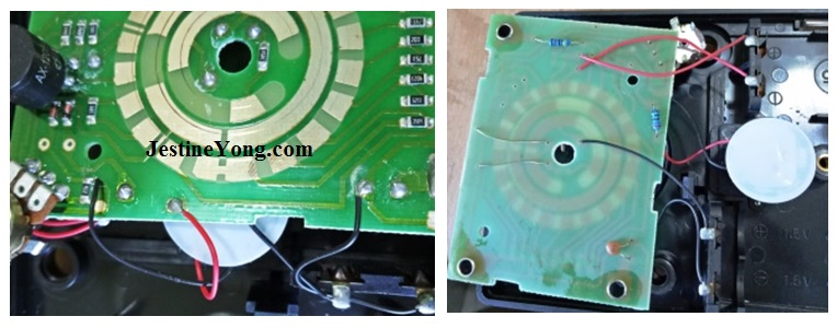 how to fix sunwa multimeter