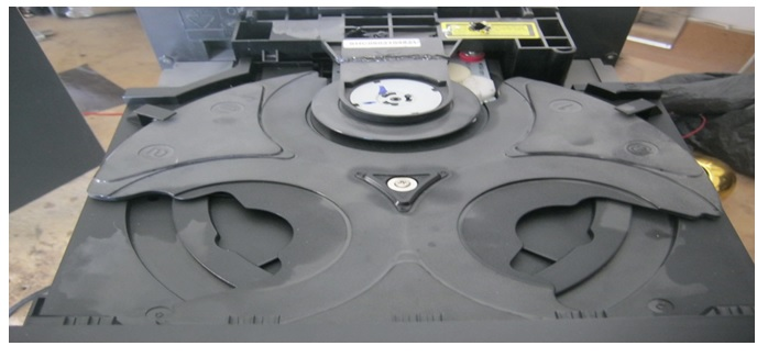 how to repair cd changer