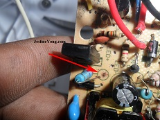 how to repair lantern led