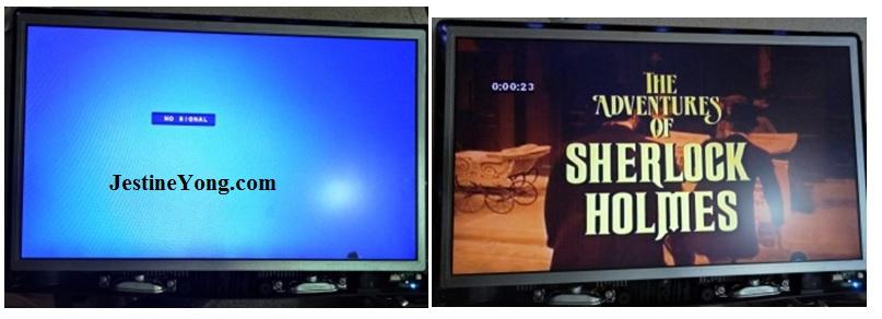 how to repair led tv
