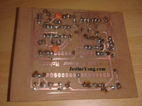 Step By Step Instructions for Making A PCB At Home | Electronics ...