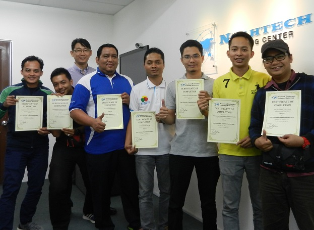 certificate course in electronics repair