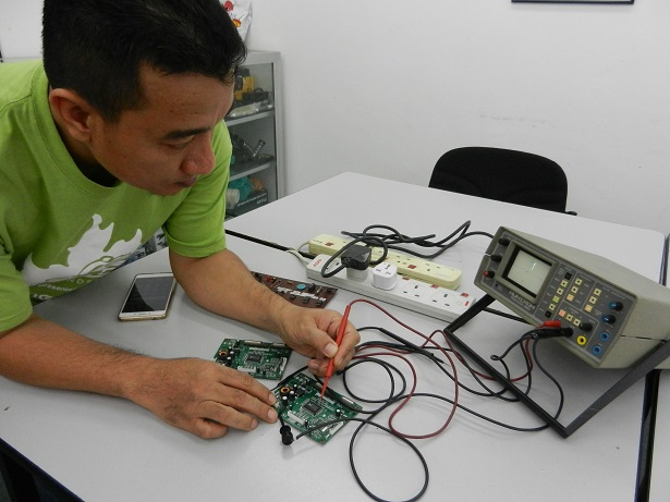 electronics training course in malaysia