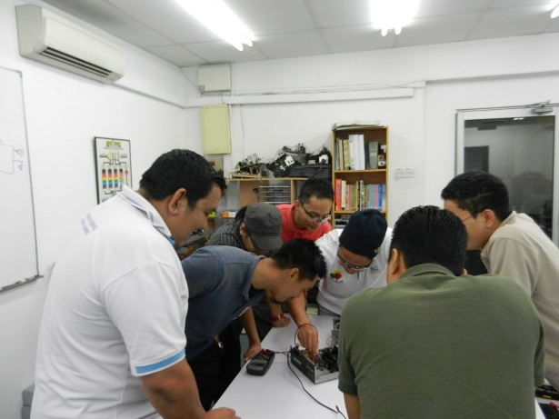 discussion in electronics repair