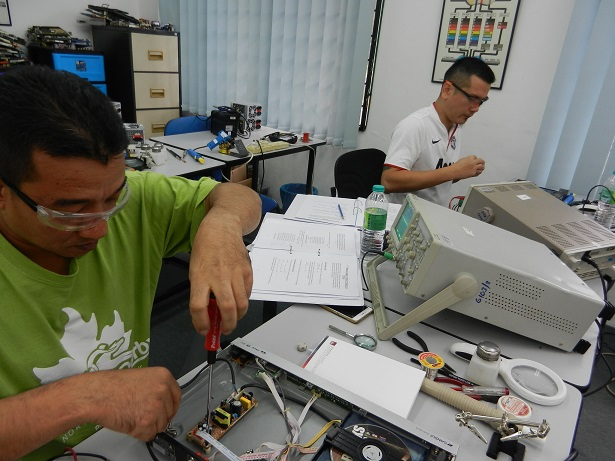 how to use oscilloscope course