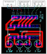 rs232 to ttl converter diagram