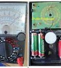 sunwa multimeter repairing and fixing