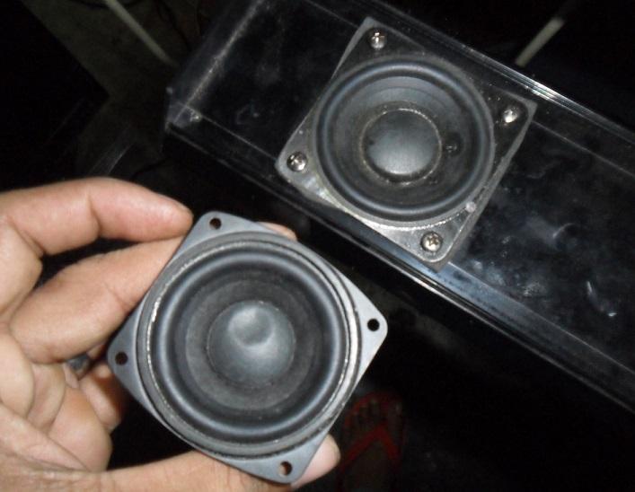 bad speaker