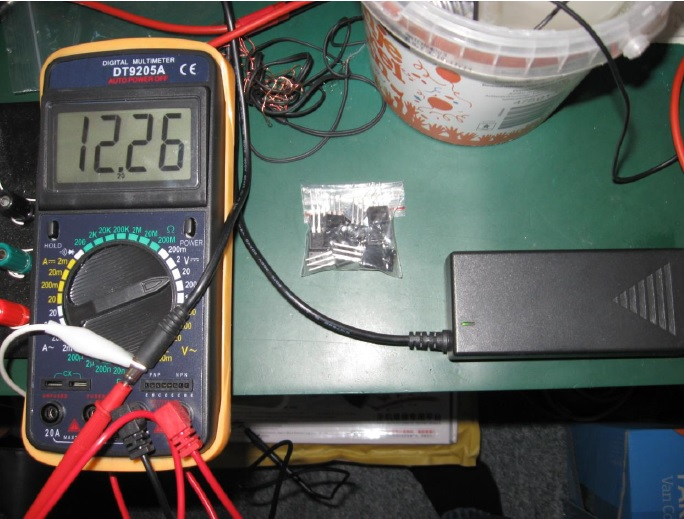 dt9205a multimeter