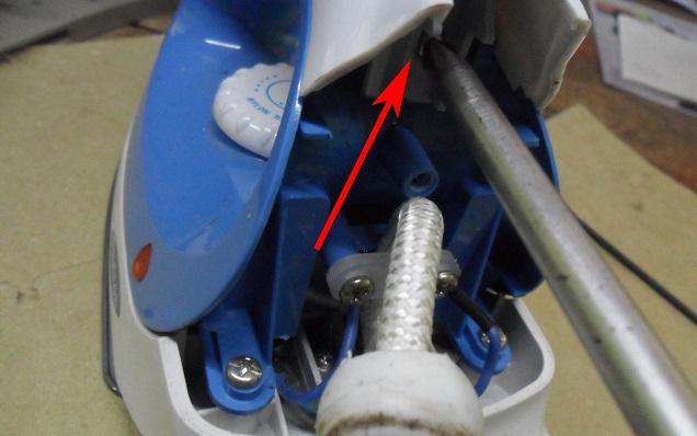 fix daytron iron