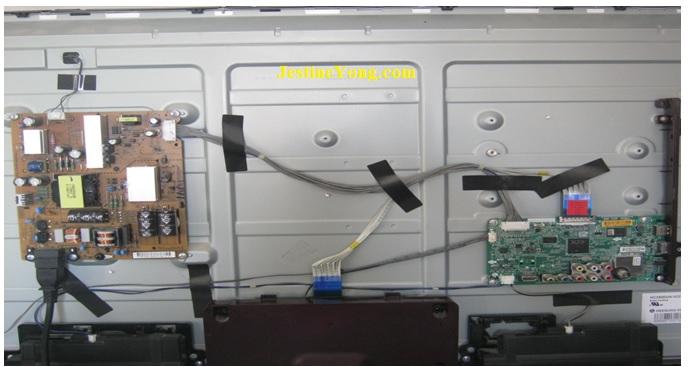 fix lg led tv