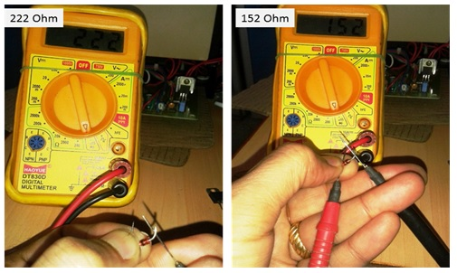 how to check diode