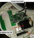 how to repair cctv camera circuit board