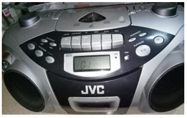 jvc cd player repair