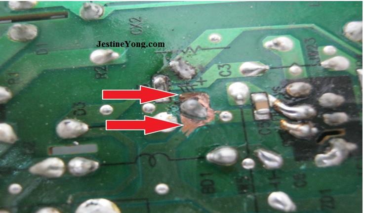 repair lcd monitor
