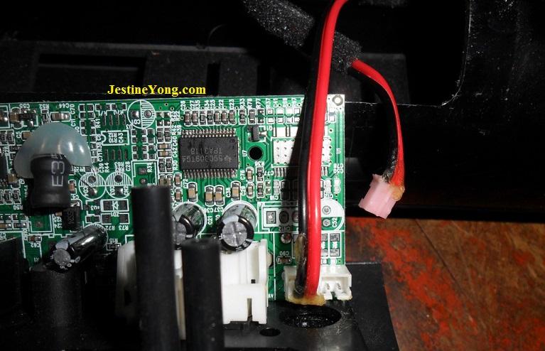 sound speaker repair