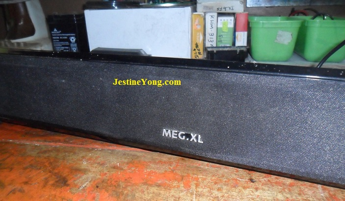 tower active speaker system repair